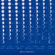 Calendario Lunar 2019 Azul