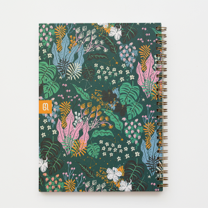 Cuaderno A4 Tapa Dura Liso A Year to Believe in