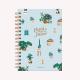 Cuaderno Mediano Plantá tu propio Jardín